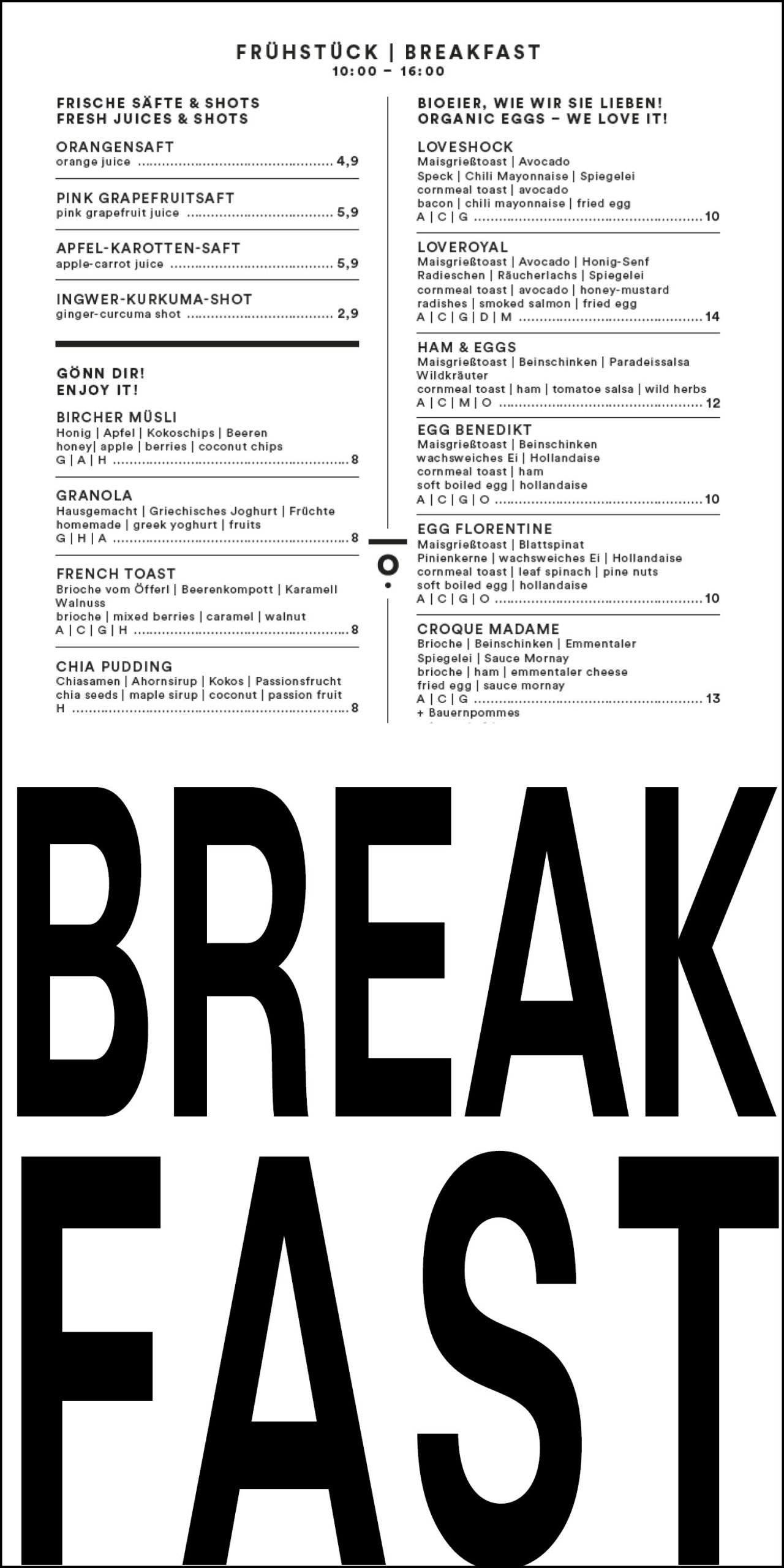 breakfast menu from salonplafond